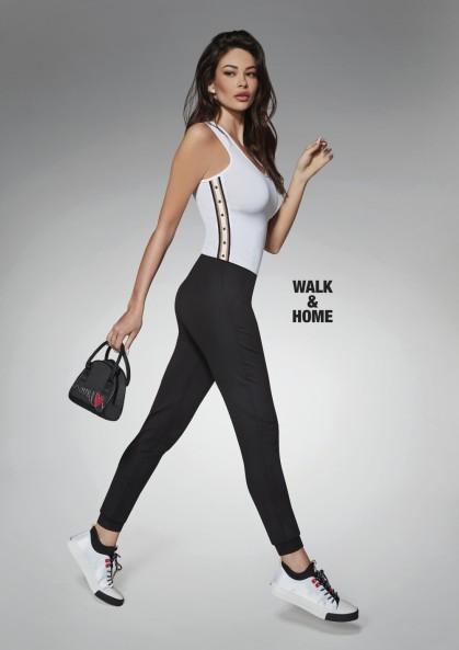 Bawełniane spodnie sportowe z kieszeniami VITAL